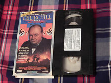 Churchill and the Generals + Memphis Belle(NEW) (VHS x 3) WWII -UK-USA) LOT