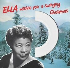 Ella Fitzgerald WISHES YOU A SWINGING CHRISTMAS Limited DOL New Colored Vinyl LP