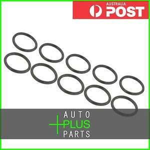 Fits TOYOTA SIENNA GSL30 2010- - O-RING OIL FILTER HOUSING PCS 10