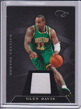 10-11 Elite Black Box Glen Davis Status Jersey # 99/99 Ebay 1/1