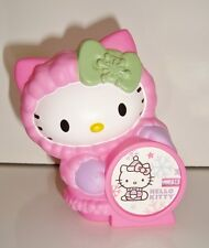 HELLO KITTY FIGURINE FIGUR Mc Donald's 2012 CALENDRIER (9X7CM)