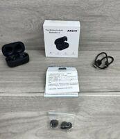 True Wireless Earbuds Bluetooth 5.0, KKUYI Wireless Headphones Boxed