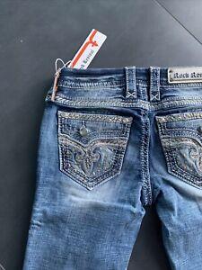 Neu Rock revival Damen Jeans Betty Gr. 26 S  Skinny