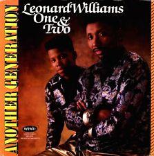LEONARD WILLIAMS - ONE & TWO - NEW LP