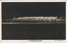 POSTCARD RAF TRAINING DEPOT DISPLAY BRITISH EMPIRE EXHIBITION 1924