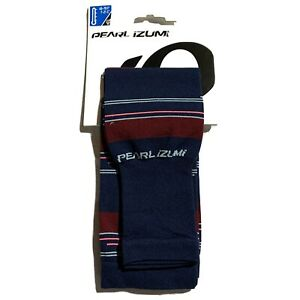 Pearl Izumi Select Thermal Lite Cycling Arm Warmers Size M Navy Port Tidal