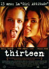 affiche du film THIRTEEN 40x60 cm