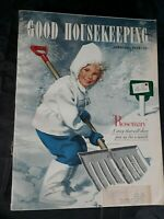 Good Housekeeping Magazine- Rosemary: A Story that will Cheer - February 1949
