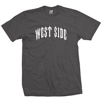 West Side Outlaw T-Shirt - Westside Left Coast California Tee All Size & Colors