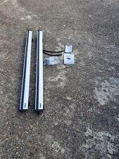 Thule Aluminium Evo WingBars 135 And Rapid System 757 Roof Racks