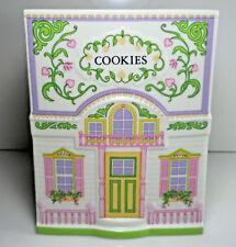 """Lenox Lenox Village Giftware Cookie Jar NO LID 6 3/4"""""""