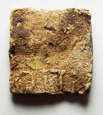 ZURQIEH - AS12437- ANCIENT GREEK LEAD WEIGHT. WITH LETTERS. 300 B.C. 6 DRACHMS