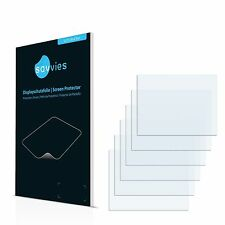 Hasselblad H4D-50MS, 6 x Transparent ULTRA Clear Screen Protector For Hasselblad