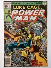 Luke Cage Power Man #42 Bronze Age Marvel Comics Featuring Goldbug