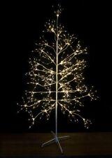 180cm Pre-Lit Firework Twig Tree LED Warm White Light Christmas Home Decoration