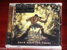 Final Sign: Hold High The Flame CD 2015 Tribunal / Divebomb Records DIVE099 NEW
