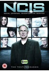 N.C.I.S. - Naval Criminal Investigative Service - Series 10 - Complete 10th New