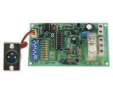 Velleman VM138 DMX-CONTROLLED RELAY