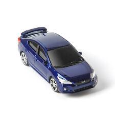 TOMICA 1/64 Diecast Blue Alloy SUBARU Impreza Car Model WRX-5TI Toys