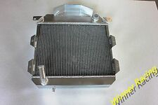 "ALUMINUM RADIATOR fit Austin Healey MODEL 100-4 1953-1956 M/T 2.2"" THICKER CORE"