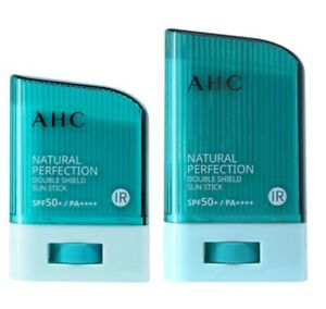 AHC Natural Perfection Fresh Sun Stick 14g / 22g SPF50+ PA++++