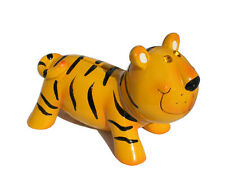 Jewel Eye Tiger Coin Bank