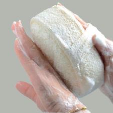 1*Natural Loofa Bath Shower Wash Body Pot Sponge Scrubber Towel Soft Top Quality
