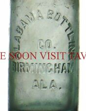 1900s Alabama Bottling Co Birmingham Soda Bottle Tavern Trove