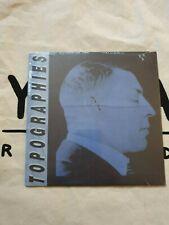 Topographies-  Cherry Blossom / Half Asleep - Ltd 7'' Blue Vinyl  (Sealed)