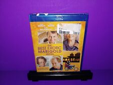The Best Exotic Marigold Hotel (Blu-ray Disc, 2012) Brand New B461