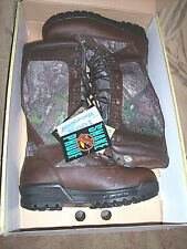 Mens 10 W Snake Proof Boots Waterproof Boots Camo Hunting Boots Leather Boots