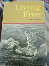 Living Free Joy Adamson