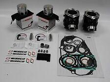 Yamaha Banshee YFZ350 STD Bore 64mm Cylinder Gaket kit w/ Wiseco Forged Pistons