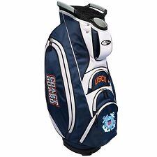 Brand New Team Golf United States Coast Guard Victory Cart Bag 19973