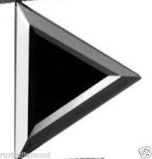 1.00Ct Fancy Trillion cut Natural Loose Black Diamond 1 Pcs for Sale Africa NR00