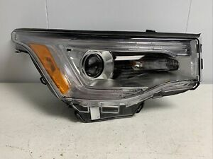 2017-2019 GMC Acadia Right Passenger Side HID Xenon Headlight Headlamp OEM Used