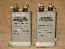 4uf 1000 volt Capacitors, qty of 2, tested