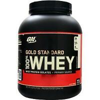 Optimum Nutrition 100% Whey Protein - Gold Standard White Chocolate 5 lbs