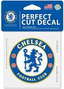 "Chelsea 4"" Die Cut Decal Sticker Car Truck Auto Soccer FAST SHIP"
