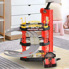 Educational Race Car Track for Toddlers, Driving Simulation for Children 3+