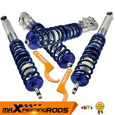 For VW Golf Mk2 Mk3 Coilovers Spring Lowering Coilover Suspension Shock Absorber