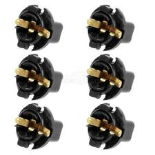 6x T10 W5W 168 194 Light Instrument LED Connector Twist IN Socket Fit Pontiac