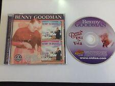Benny Goodman In Brussels, Vol. 1in Brussels, Vol. 2 1958  Live CD