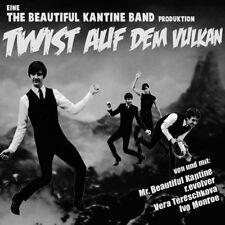 THE BEAUTIFUL KANTINE BAND - TWIST AUF DEM VULKAN   CD 14 TRACKS  NEUF