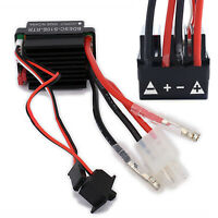 Für RC HSP HPI Auto 3S Lipo 320A Brushed Bürste Fahrregler Speed Controller ESC