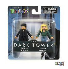 The Dark Tower Minimates TRU Toys R Us Wave 1 Man in Black & Laurie Chambers