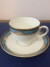 Wedgwood Curzon Cup and Saucer