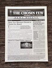VERY RARE 2004 The Chosin Few Korea News Digest: Number 4, U.S. Marine Corps