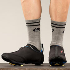 Bellwether Coldfront Cycling Shoe Covers Black Large