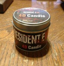 Resident Evil 7 Biohazard​ '4D' VR Candle Official Product Brand new! Never lit!